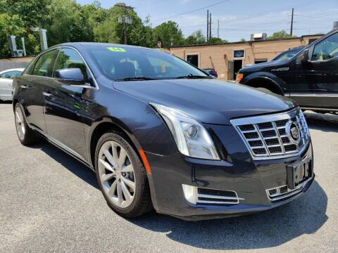2014 Cadillac XTS for sale at Porcelli Auto Sales in West Warwick RI