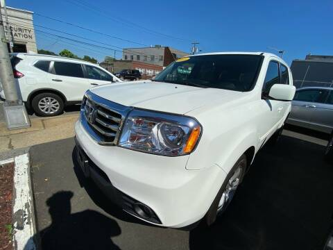 2015 Honda Pilot for sale at OFIER AUTO SALES in Freeport NY