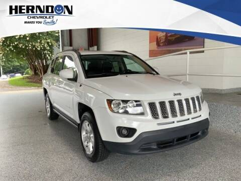 2015 Jeep Compass for sale at Herndon Chevrolet in Lexington SC