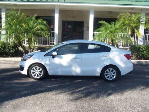 2016 Kia Rio for sale at Thomas Auto Mart Inc in Dade City FL
