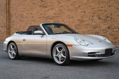 2004 Porsche 911 for sale at Vantage Auto Wholesale in Lodi NJ