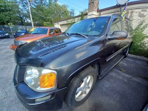 2003 GMC Envoy XL for sale at One Stop Auto Sales in Midlothian IL