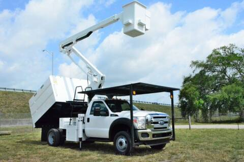 2011 Ford F-550 Super Duty for sale at American Trucks and Equipment in Hollywood FL