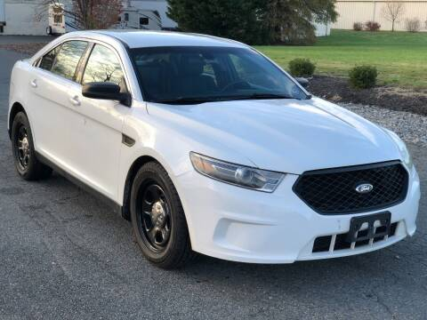 2016 Ford Taurus for sale at ECONO AUTO INC in Spotsylvania VA