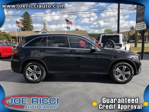 2019 Mercedes-Benz GLC for sale at Mr Intellectual Cars in Shelby Township MI