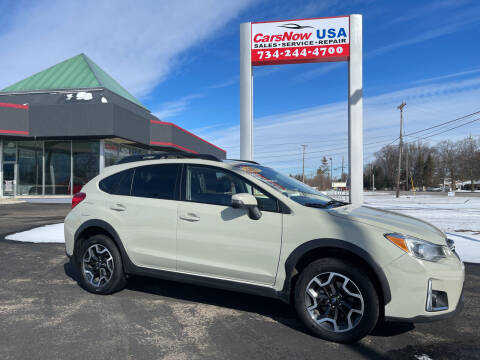 2017 Subaru Crosstrek for sale at A 1 Motors in Monroe MI