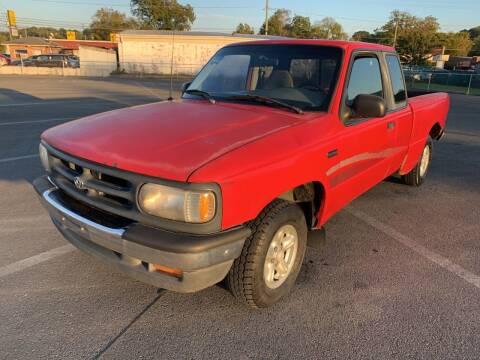 1996 Mazda B-Series Pickup for sale at Diana Rico LLC in Dalton GA