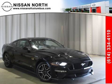 2018 Ford Mustang for sale at Auto Center of Columbus in Columbus OH