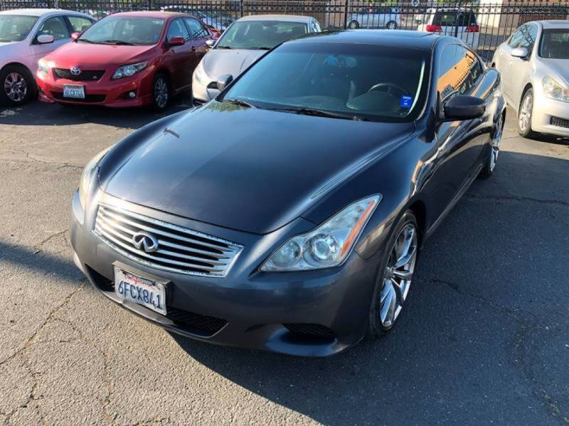 2008 Infiniti G37 for sale at 101 Auto Sales in Sacramento CA
