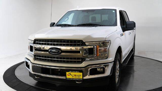 2018 Ford F-150 for sale at AUTOMAXX MAIN in Orem UT
