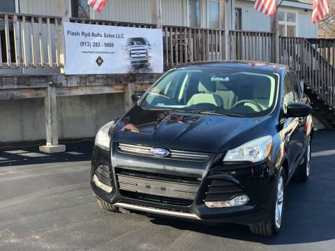 2014 Ford Escape for sale at Flash Ryd Auto Sales in Kansas City KS