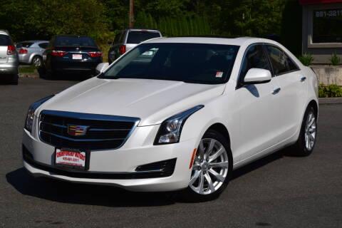 2017 Cadillac ATS for sale at Mudarri Motorsports - Championship Motors in Redmond WA
