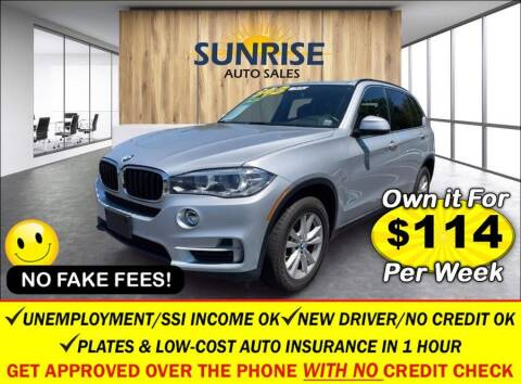 2015 BMW X5 for sale at AUTOFYND in Elmont NY