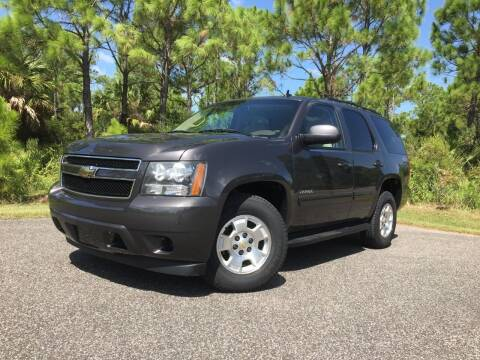2011 Chevrolet Tahoe for sale at VICTORY LANE AUTO SALES in Port Richey FL