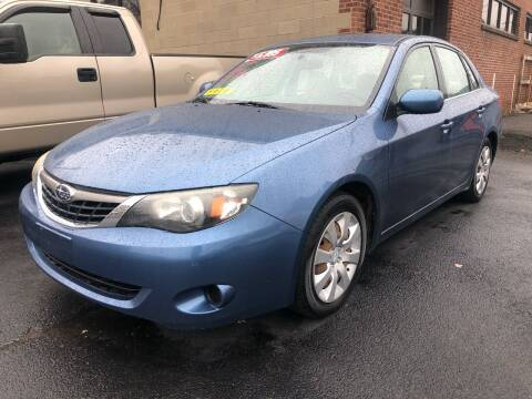 2009 Subaru Impreza for sale at JB Auto Sales in Schenectady NY