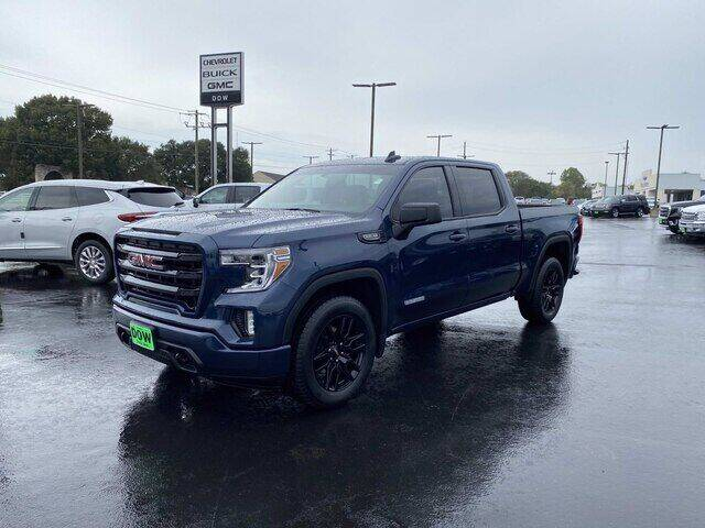 2020 GMC Sierra 1500 for sale at DOW AUTOPLEX in Mineola TX