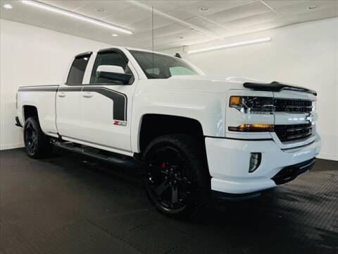 2017 Chevrolet Silverado 1500 for sale at Champagne Motor Car Company in Willimantic CT