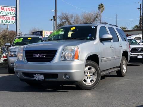 2012 GMC Yukon for sale at LUGO AUTO GROUP in Sacramento CA