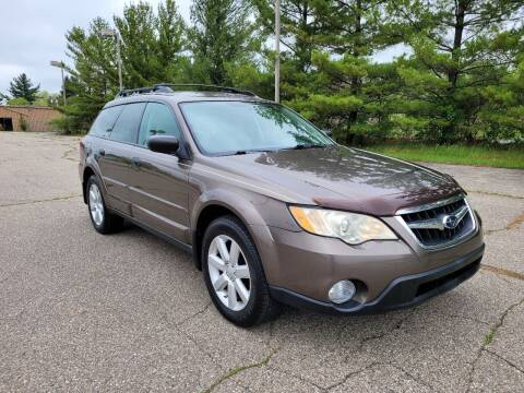 2008 Subaru Outback for sale at Finish Line Auto Sales Inc. in Lapeer MI