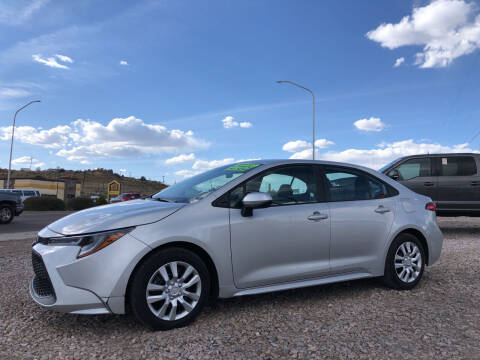 2020 Toyota Corolla for sale at 1st Quality Motors LLC in Gallup NM