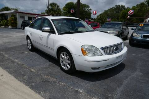 2005 Ford Five Hundred for sale at J Linn Motors in Clearwater FL