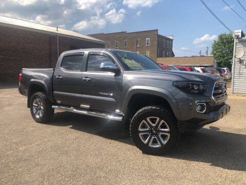 2016 Toyota Tacoma for sale at Jim's Hometown Auto Sales LLC in Byesville OH