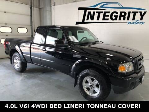 2011 Ford Ranger for sale at Integrity Motors, Inc. in Fond Du Lac WI