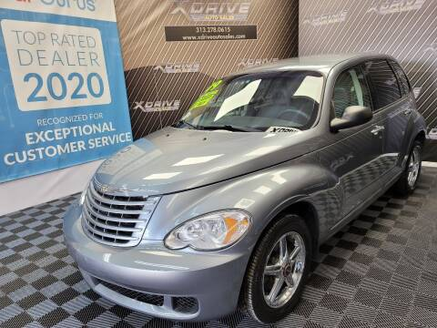 2009 Chrysler PT Cruiser for sale at X Drive Auto Sales Inc. in Dearborn Heights MI