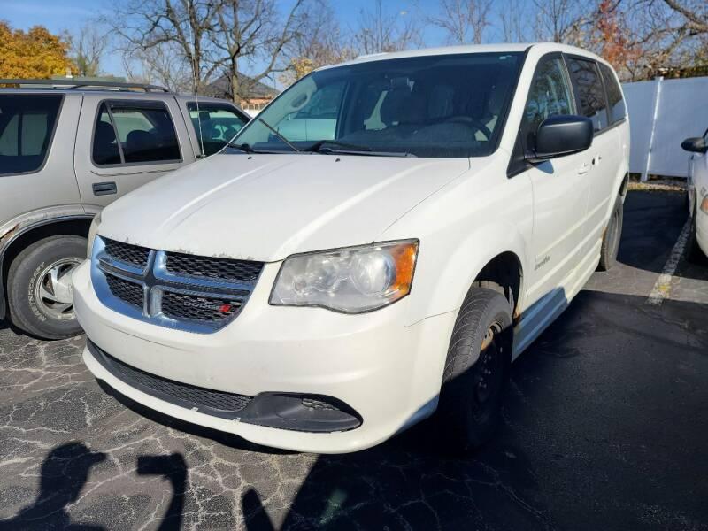 2012 Dodge Grand Caravan for sale at Mighty Motors in Adrian MI