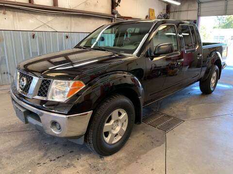 2008 Nissan Frontier for sale at Vanns Auto Sales in Goldsboro NC