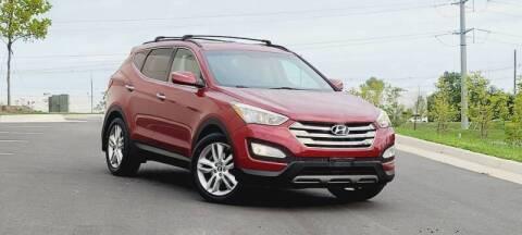 2013 Hyundai Santa Fe Sport for sale at BOOST MOTORS LLC in Sterling VA