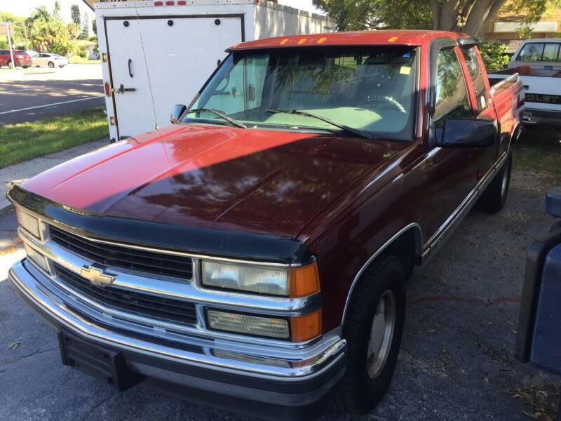 1996 Chevrolet C/K 1500 Series for sale at Regal Cars of Florida-Clearwater Hybrids in Clearwater FL