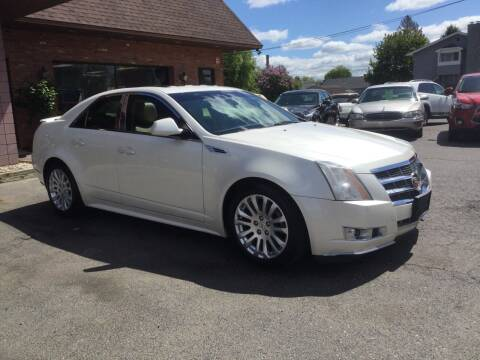 2010 Cadillac CTS for sale at Pat's Auto Sales, Inc. in West Springfield MA