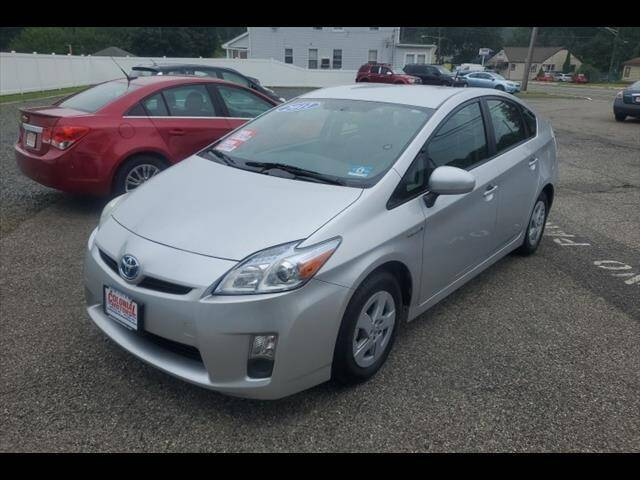 2011 Toyota Prius for sale at Colonial Motors in Mine Hill NJ