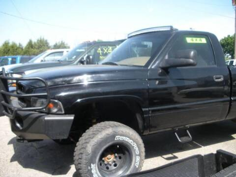 2002 Dodge Ram Pickup 2500 for sale at Sweets Motors in Valley Center KS
