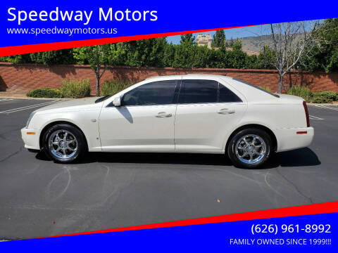 2007 Cadillac STS for sale at Speedway Motors in Glendora CA