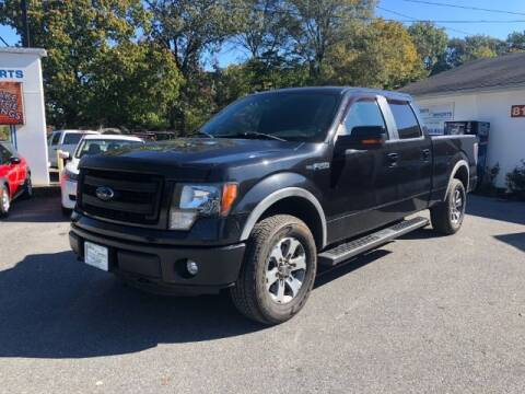 2014 Ford F-150 for sale at Sports & Imports in Pasadena MD