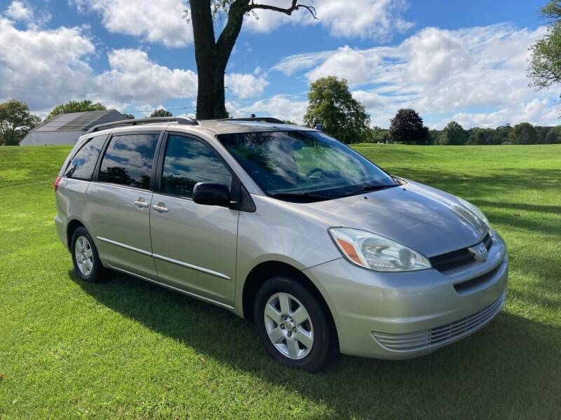 2004 Toyota Sienna for sale at Good Value Cars Inc in Norristown PA