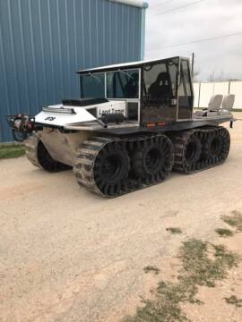 2012 Amphibious Land Tamer XHD 8x8 for sale at K & B Motors LLC in Mc Queeney TX