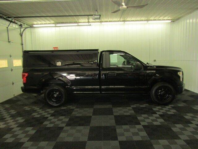 2016 Ford F-150 for sale at Michigan Credit Kings in South Haven MI
