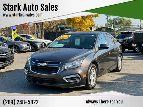2016 Chevrolet Cruze Limited for sale at Stark Auto Sales in Modesto CA