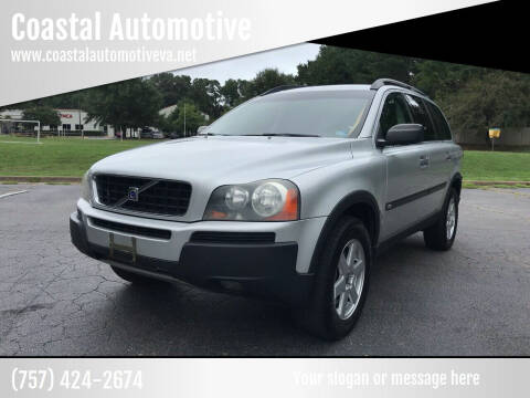 2006 Volvo XC90 for sale at Coastal Automotive in Virginia Beach VA