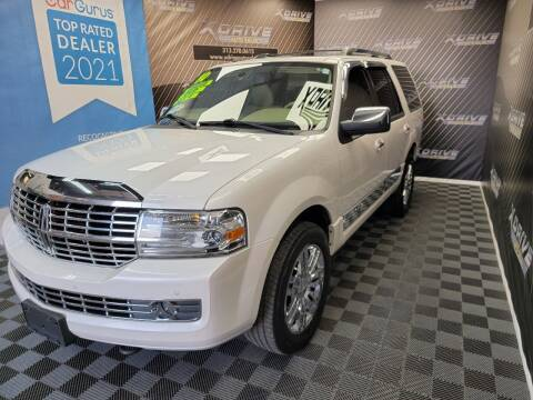 2010 Lincoln Navigator for sale at X Drive Auto Sales Inc. in Dearborn Heights MI
