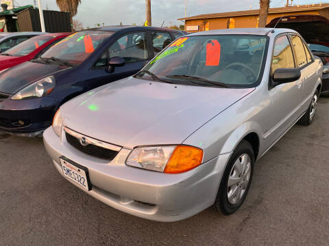 2000 Mazda Protege for sale at North County Auto in Oceanside CA