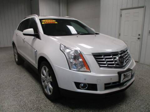 2016 Cadillac SRX for sale at LaFleur Auto Sales in North Sioux City SD