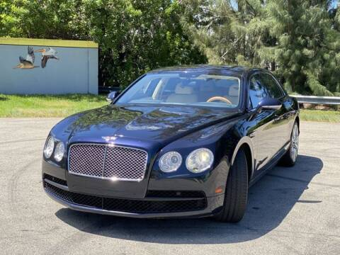 2015 Bentley Flying Spur for sale at Exclusive Impex Inc in Davie FL