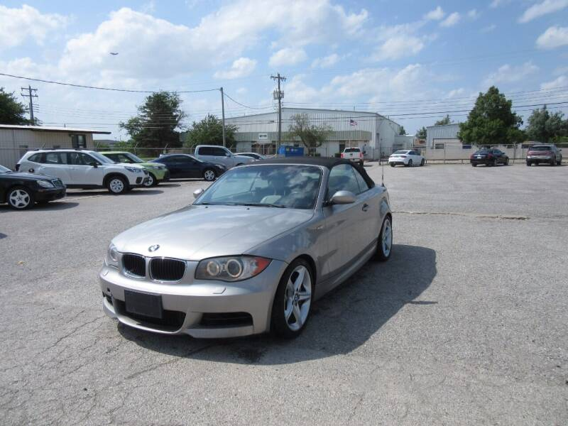 2008 BMW 1 Series for sale at Grays Used Cars in Oklahoma City OK