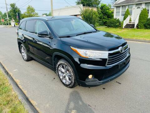 2015 Toyota Highlander for sale at Kensington Family Auto in Berlin CT