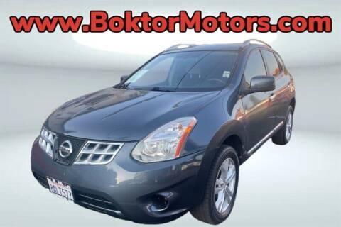 2012 Nissan Rogue for sale at Boktor Motors in North Hollywood CA