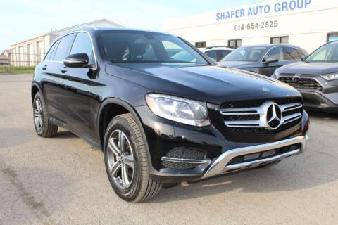 2018 Mercedes-Benz GLC for sale at SHAFER AUTO GROUP in Columbus OH